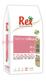 REX salmon and rice  15 kg
