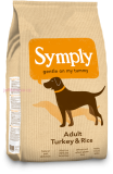 Symply adult turkey  6kg