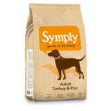 Symply adult  turkey 2 kg