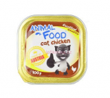 Animal Food Cat paštika s kuřecím  100g