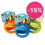 Happy Pet Grubber Interactive Football Mini
