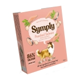 Symply Adult losos a brambory 395 g
