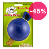 Jolly Tug-n-Toss MINI 10 cm M-L modrá