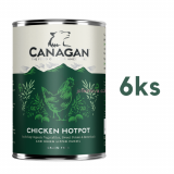 Canagan Chicken hotpot 6 x  400g