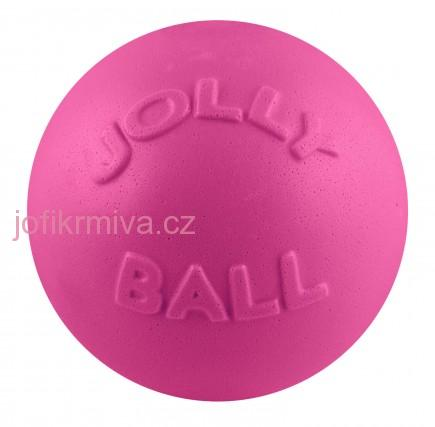 Jolly Ball Bounce-n-Play 15 cm M růžový
