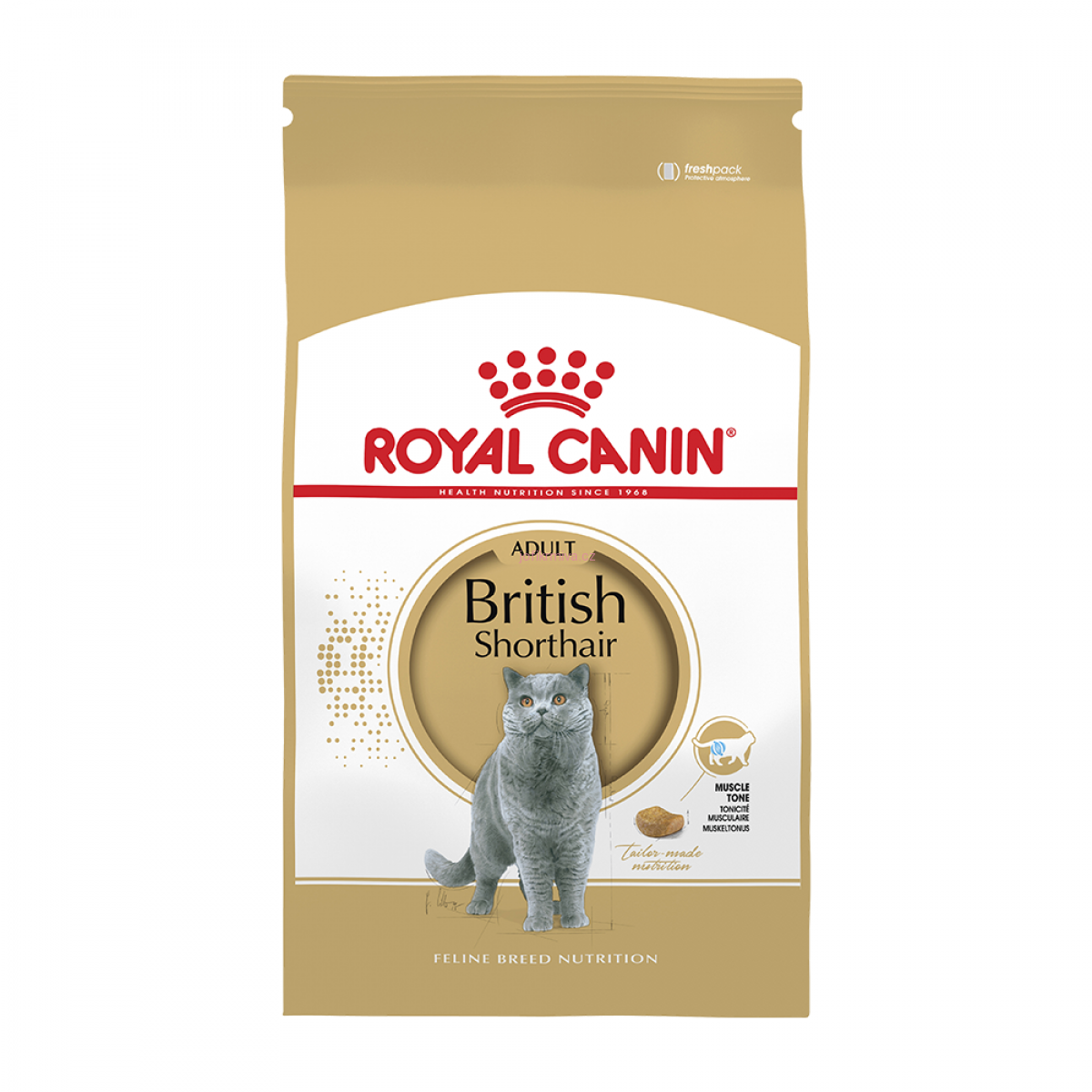 Royal Canin British Shorthair 34 400g