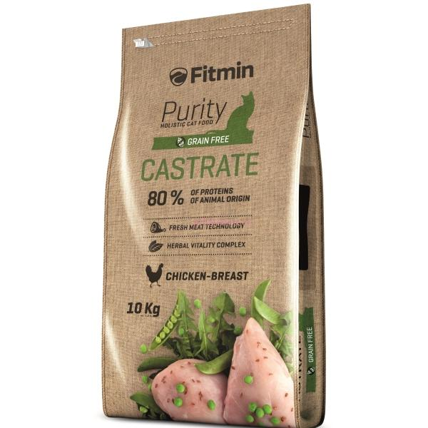 Fitmin Cat Purity Castrate 1.5 kg