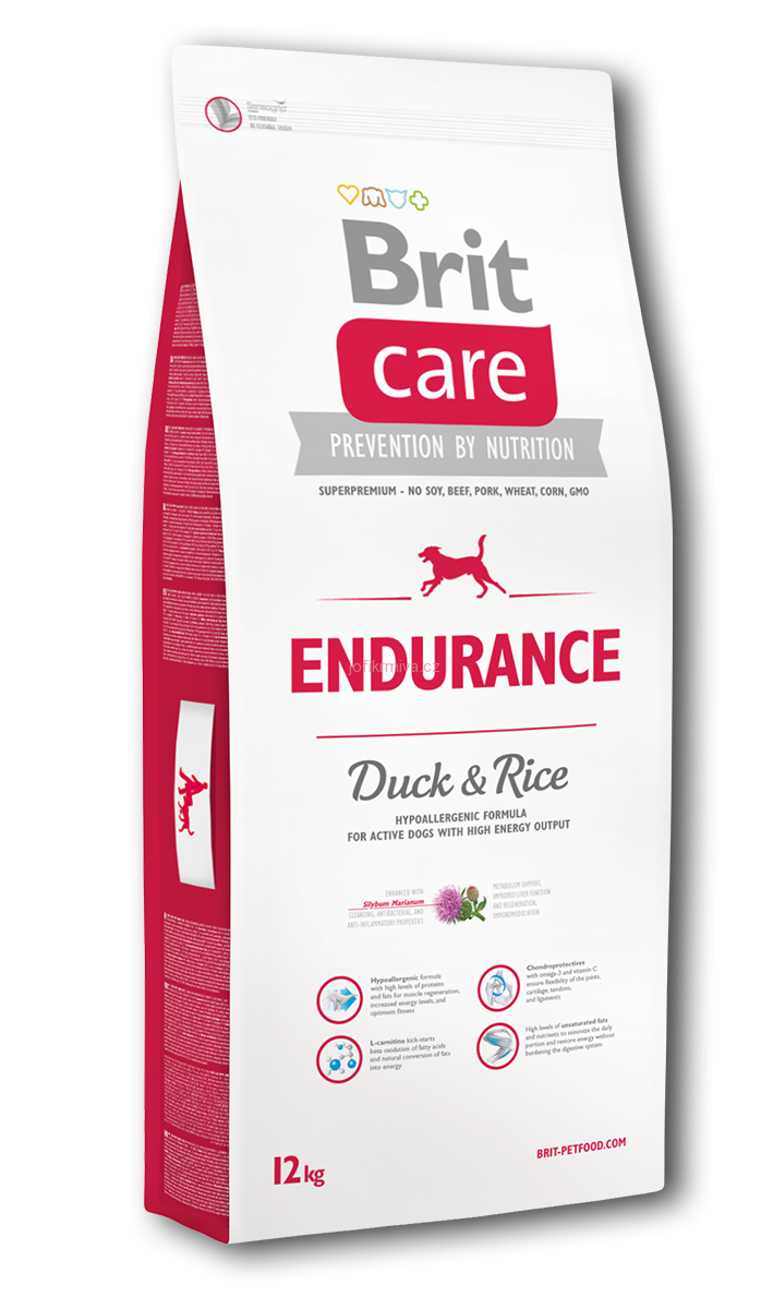 Brit Care Endurance Duck & Rice 12kg