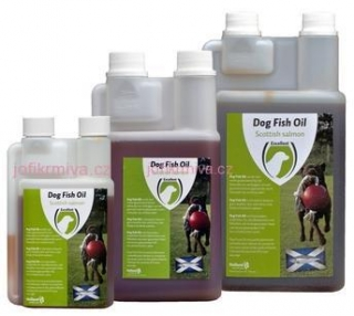 Dog Fish Oil (Original Salmon) 1000ml