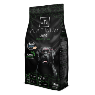 Rex Platinum Light  14 kg