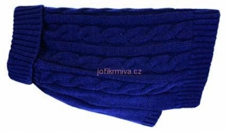 Charlton Cable Knit Midnight Blue M 35,5 - 43 cm
