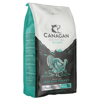 Canagan Free Run Turkey Dental 12 kg