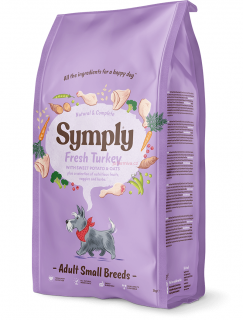 Symply Adult Small Breed Krůta 6 kg