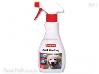 Šampon spray Quick washing (250ml)