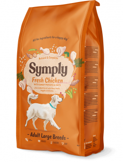 Symply Adult Large Breed Kuře 2kg