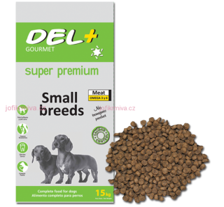 DELGOURMET Adult Small 3kg