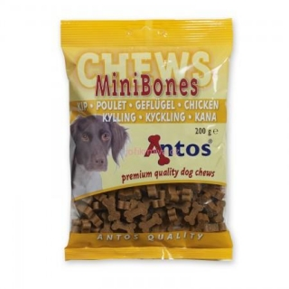 ANTOS mini bone kuřecí 200g