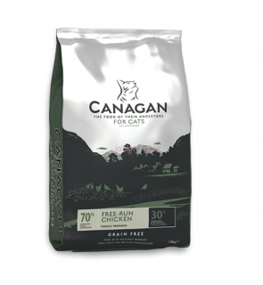Canagan Cat Dry Free-Run Chicken 375g