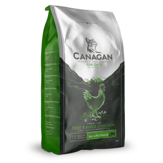 Canagan Cat Dry Free-Run Chicken 4kg