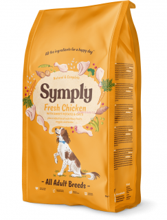 Symply Adult Fresh Chicken, Kuře 12 kg