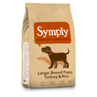 Symply puppy large breed 2 kg