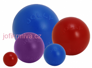 Jolly Ball Push-n-Play Rood 25cm M