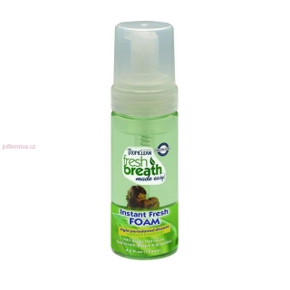 Tropiclean Mint Foam - pěna 133ml