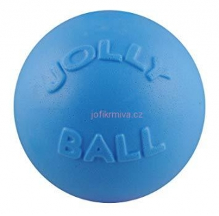 Jolly Ball Bounce-n Play 20 cm L modrý