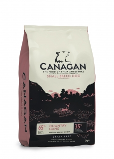 Canagan Country Game for Small Breeds 500g