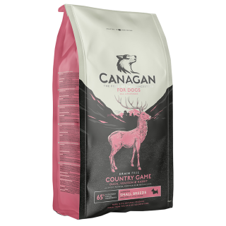 Canagan Small Breed Country Game 500g