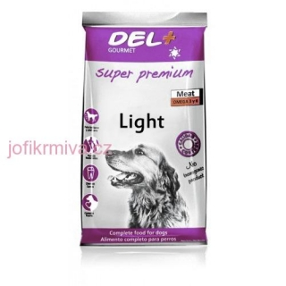 DELGOURMET LIGHT 15kg