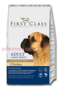 First Class Adult Large Breed 12 kg