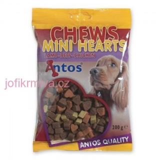 Antos Mini  Hearts 200g
