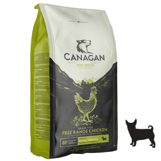Canagan Dog Small Breed Free-Run Chicken 500g