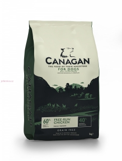 Canagan Chicken 12 kg