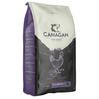Canagan senior, light 6 kg