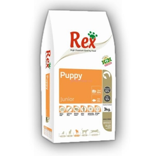 Rex High Premium Puppy 15 kg
