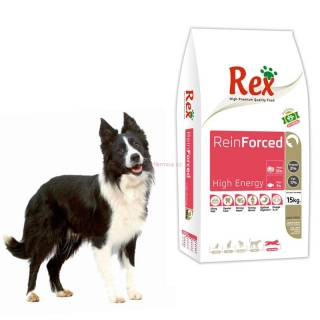 Rex High Premium Reinforced energy 15 kg