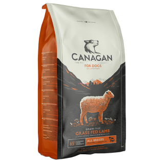 Canagan Grass-Fed Lamb 6 kg