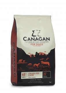 Canagan Grass-Fed Lamb 12 kg