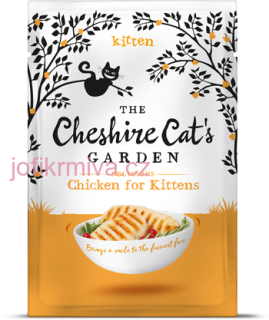 The Cheshire Cats Garden - kitten 85g
