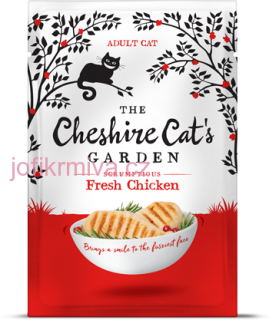The Cheshire Cats Garden - čerstvé kuře  85g