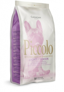 Piccolo light/senior 750 g