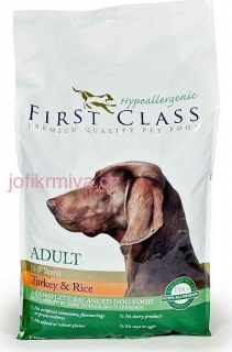 FC Dog HA Adult Turkey & Rice 12kg