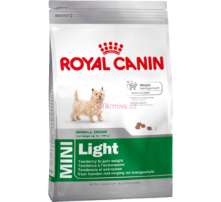 Royal Canin Mini Light 800 g