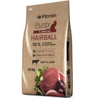 Fitmin Cat Purity Hairball 1.5 kg