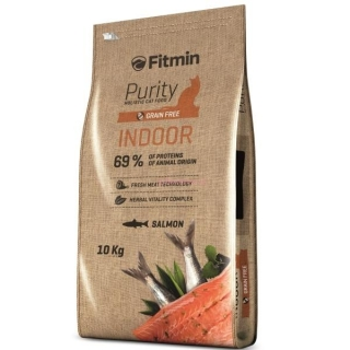 Fitmin Cat Purinity Indoor 10 kg