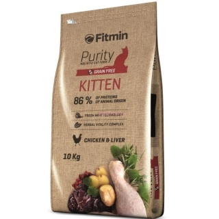 Fitmin Cat Purinity Kitten 10 kg