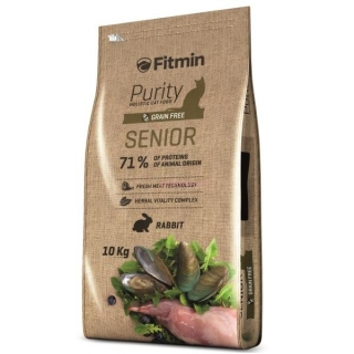 Fitmin Cat Purinity Senior 10 kg