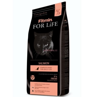 Fitmin Cat For Life Salmon 1.8 kg